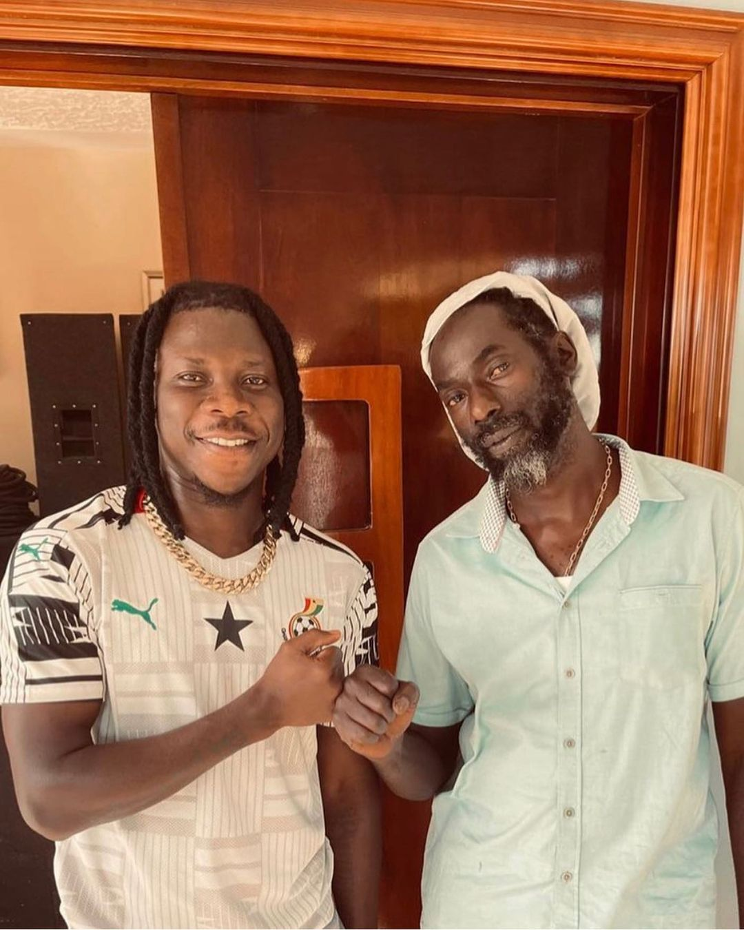stonebwoy and buju banton