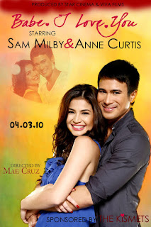 A wealthy architecture professor (Sam Milby) falls in love with a working-class woman (Anne Curtis) who works as a promo girl.