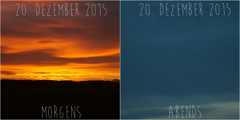 Blog + Fotografie by it's me! - Himmel am 20.12.2015