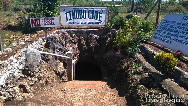 Mouth of Timubo Cave