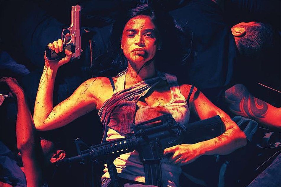 Anne Curtis as Nina Manigan in 'BuyBust'/Viva Films