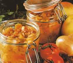 Pomidorų Chutney