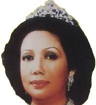 diamond tiara kelantan malaysia queen tengku zainab raja perempuan anis