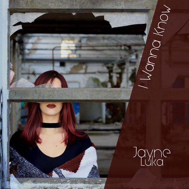 """Jayne Luka part dans un registre plus sombre avec """"I Wanna Know"""""""