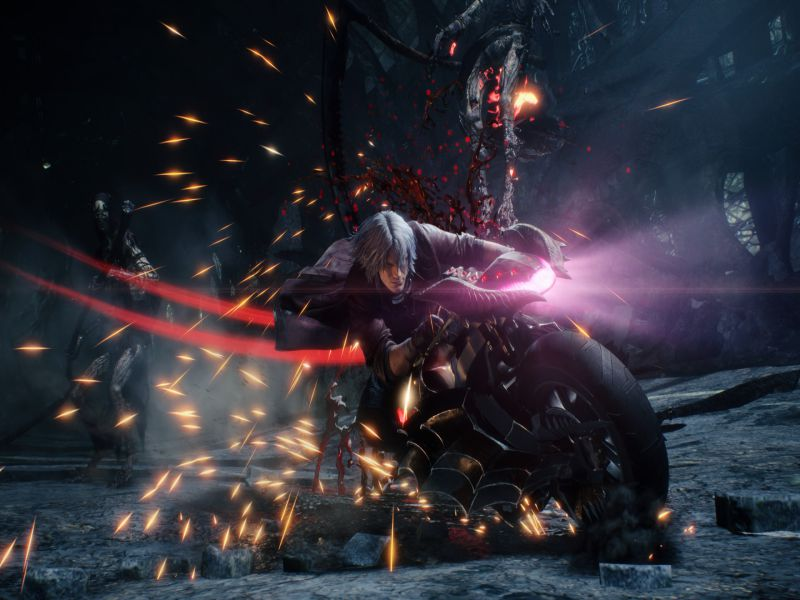 Devil May Cry 5 Highly Compressed Free Download