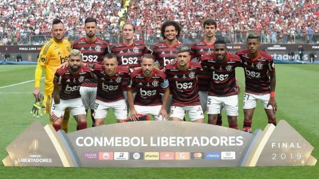 Confira os prováveis 23 jogadores do Flamengo para o mundial