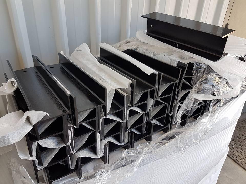 besi h beam Palembang