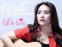 Lirik lagu Prilly Latuconsina Fall In Love