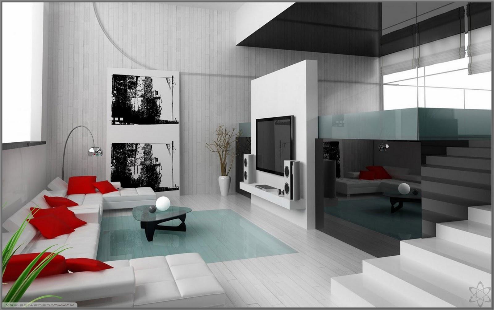 Desain Interior Rumah Minimalis Modern Desain Rumah