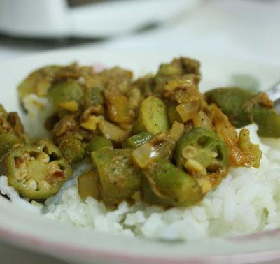 African Okra Stew