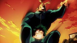 جميع حلقات انمي Boku no Hero Academia  مترجم عدة روابط