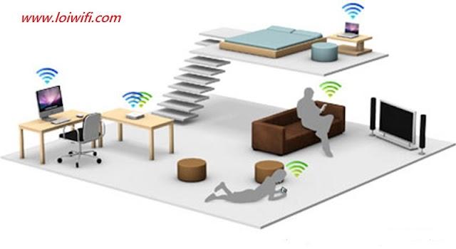 Vị trí đặt wifi để phủ sóng tốt nhất bạn nên biết
