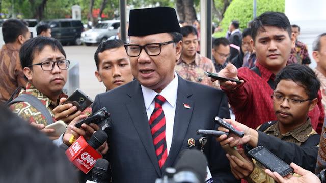 Soal Pejabat Gubernur dari Polri, Mendagri Mengaku Baru Minta Kapolri Siapkan Personilnya