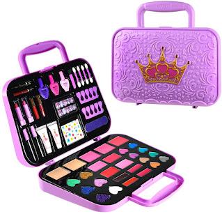 Toysical Kids Makeup Kit for Girls - Tween Makeup Set for Girls
