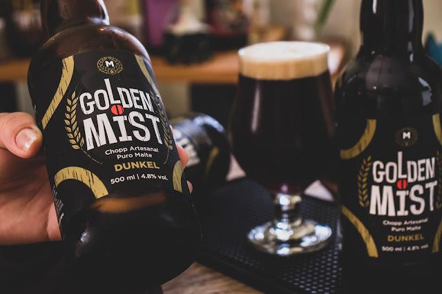 Cerveja Golden Mist Dunkel