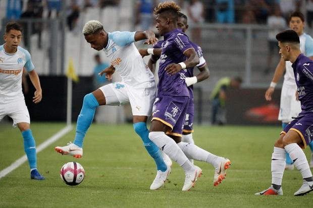 France: Clinton Njie et Marseille s'offrent leur première victoire de la saison face à Toulouse