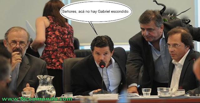 gabriel en las negociaciones
