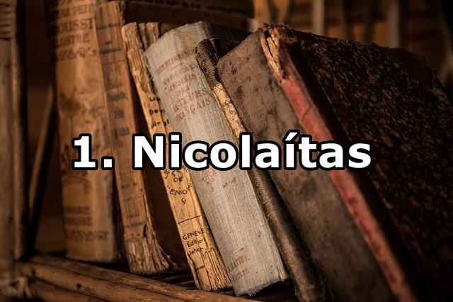 1. Nicolaítas