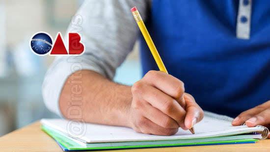 xxxi exame ordem resultado preliminar direito