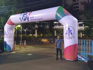 SEWA BALON GATE JAKARTA