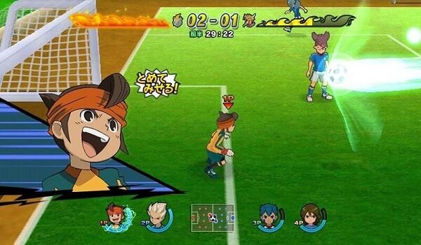 تحميل لعبة Inazuma Eleven Strikers PC من ميديا فاير