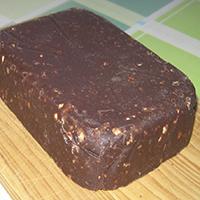 http://recetasoriginalesblog.blogspot.com.es/2015/12/turron-chocolate-crocante-almendras.html