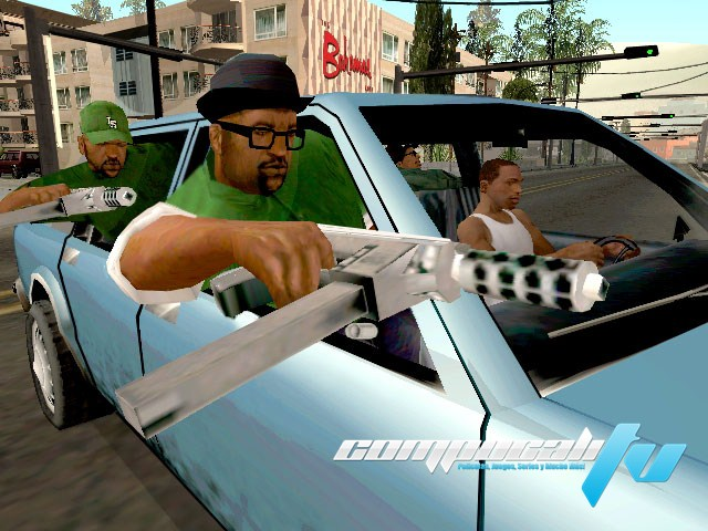 Grand Theft Auto San Andreas PC Español Full