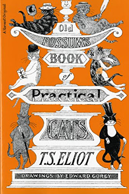Old Possum's Book of Practical Cats, 1982 ed.