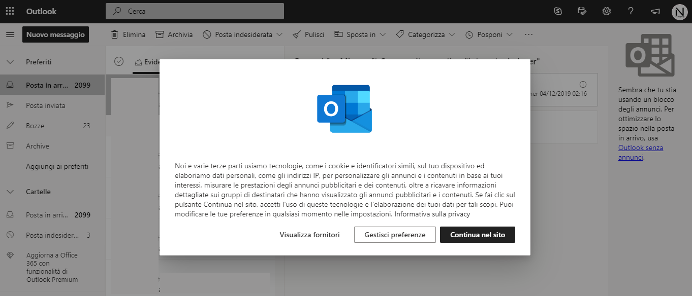 Outlook.com-GDPR