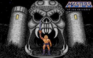 Clásicos videojuegos de He-Man de los 80