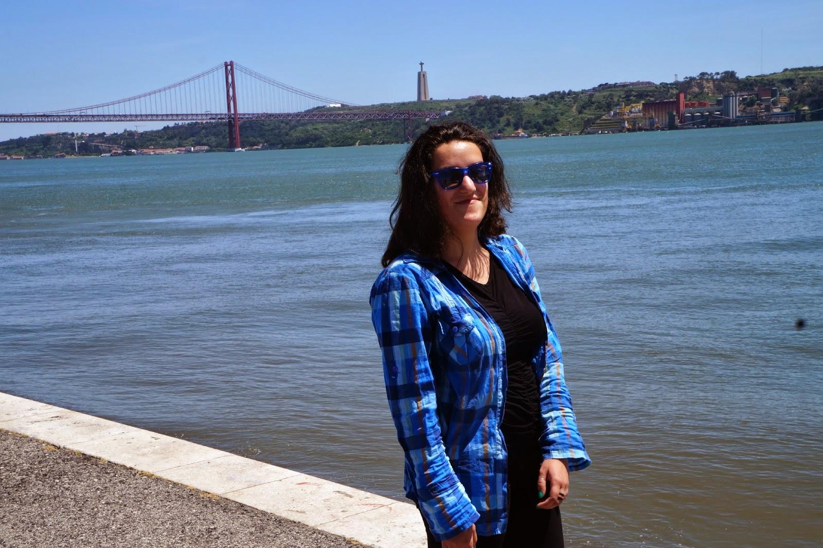 Belém, Lisboa: outfit post [www.asofiaworld.com]