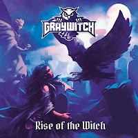 """Ο δίσκος των Graywitch """"Rise Of The Witch"""""""