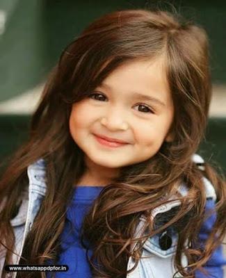 smile-baby-girl-whatsapp-dp