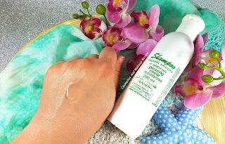 Antos - Shampoo per capelli secchi e sfibrati (ginseng, miele, rosmarino) - swatch