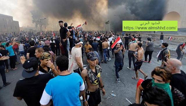 بغداد: المنطقة الخضراء تتعرض لهجوم صاروخي وسقوط قتلى وجرحى .. تفاصيل