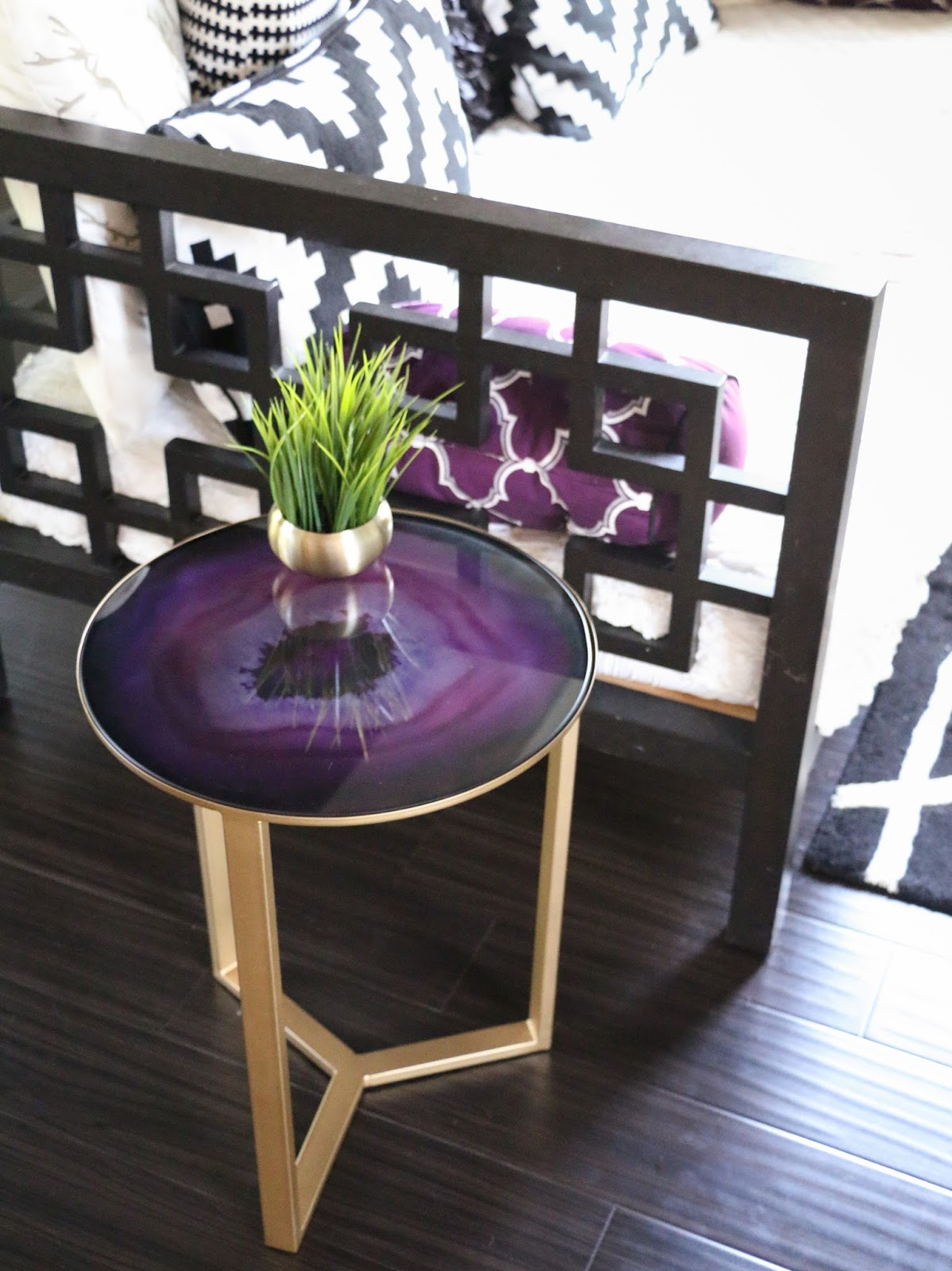 Decorate It A Collection Of Side Tables A Kailo Chic Life
