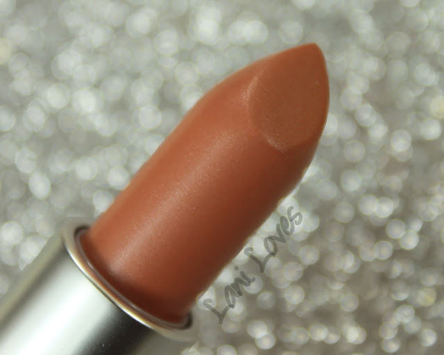 MAC MONDAY | MAC is Beauty - French Twist Lipstick Swatches & Review