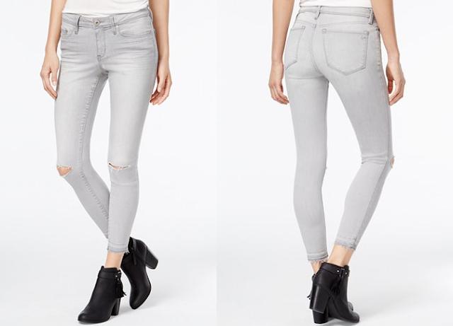 American Rag Ripped Skinny Jeans $28 (reg $60)