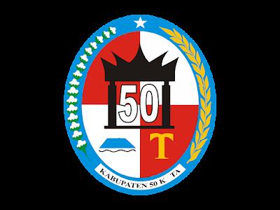 Logo/ Lambang Kabupaten Lima Puluh Kota