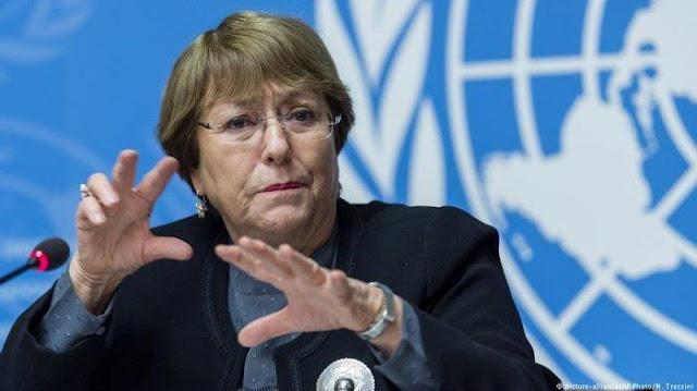 Kepala Komisi Tinggi HAM PBB: Saya Terganggu dengan Kekerasan di Papua