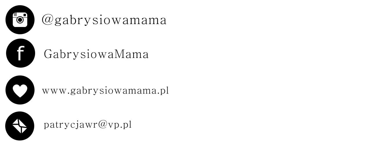 Kontakt Gabrysiowa Mama