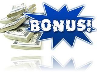 Binary options account bonus