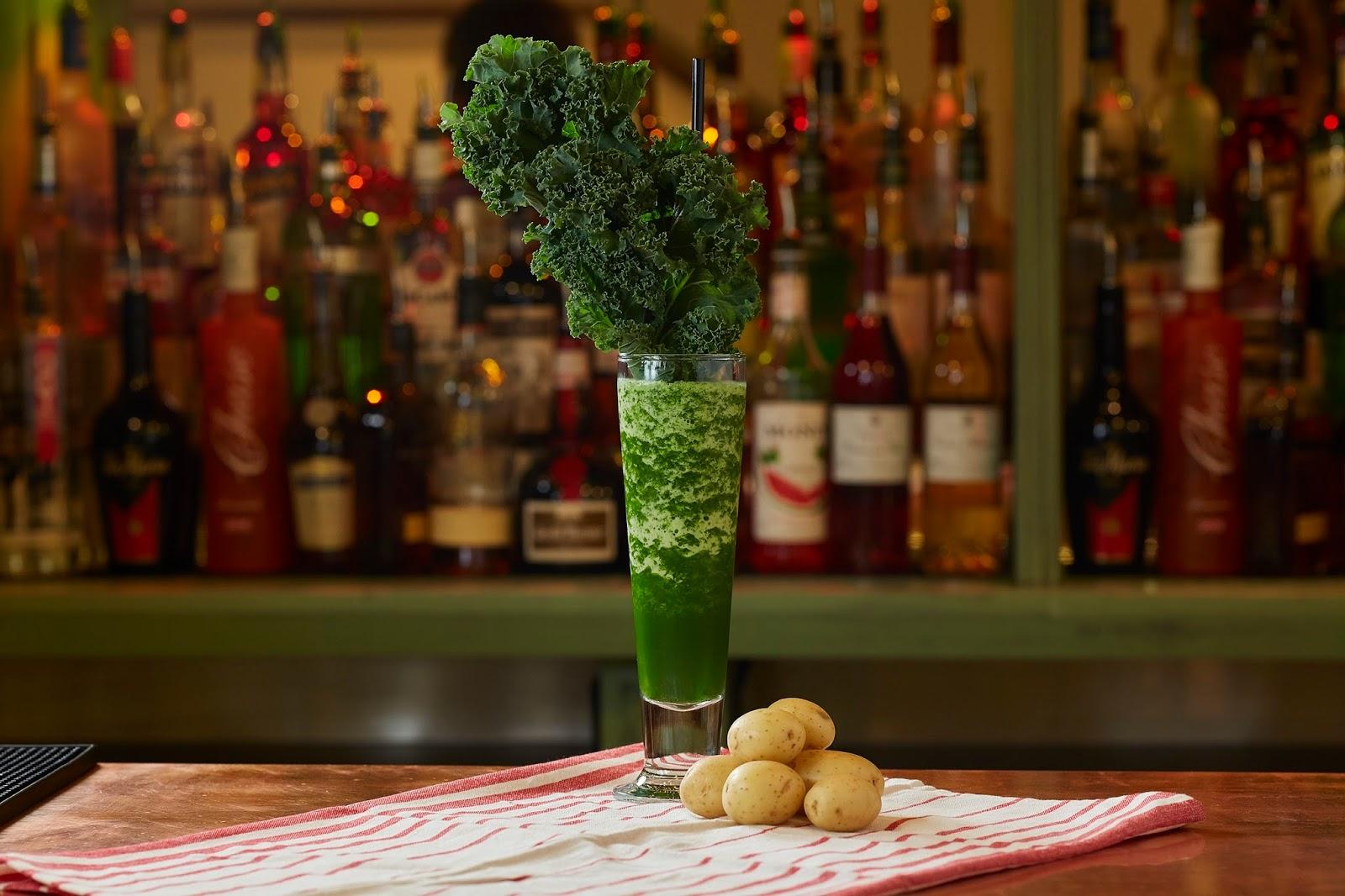 Veggies drink
