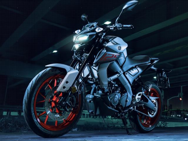 Motor Naked Yamaha MT-125 Terbaru