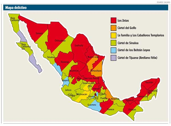 Borderland Beat: Los Zetas Cartel is Responsible for Most