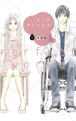 "Manga: Reseña de ""Perfect World"" Vol1. de Rie Aruga - ECC Ediciones"