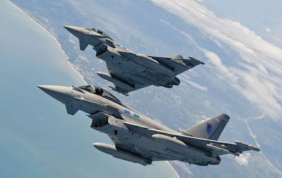 Next generation radar for the Royal Air Force Typhoon