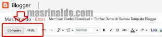 Membuat Tombol Download + Tombol Demo di Semua Template Blogger
