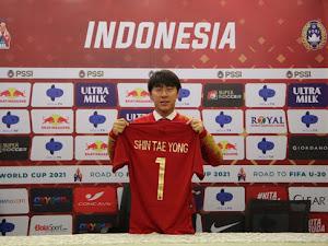Shin Tae-yong Tegaskan Masih Ada Promosi-Degradasi di Timnas U19