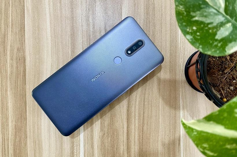 Nokia 2.4 Review: Build
